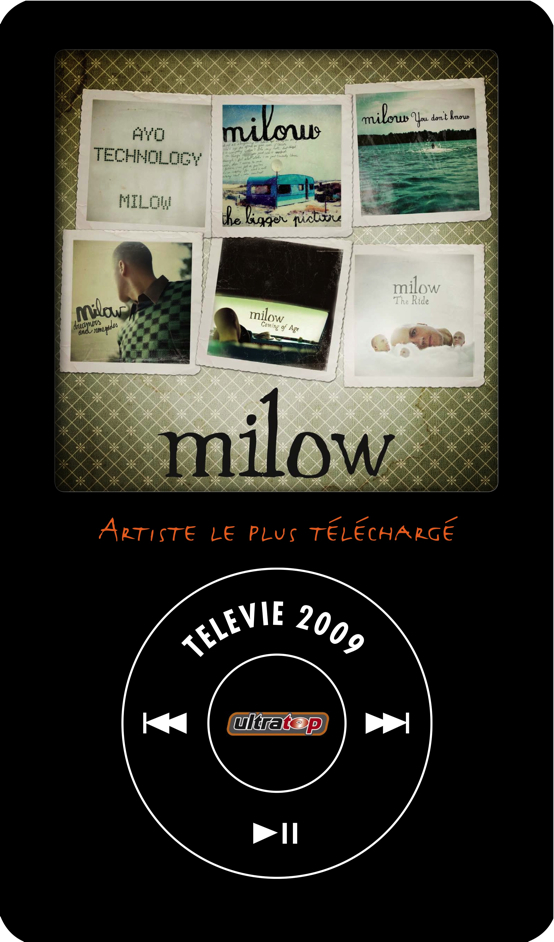 MILOW_Televie_Award