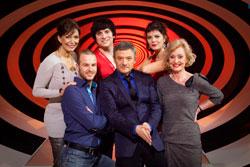 De Generatieshow - © VRT 2010 - Bart Musschoot